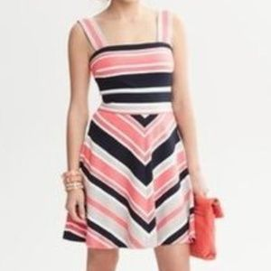 2/$75: Banana Republic Milly Collection Dress